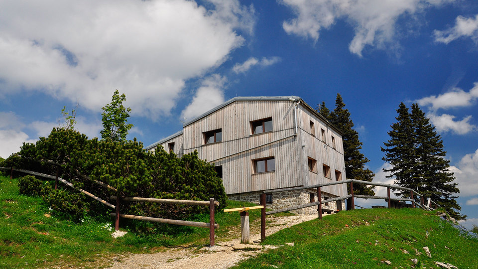 Domžale home on Mala planina